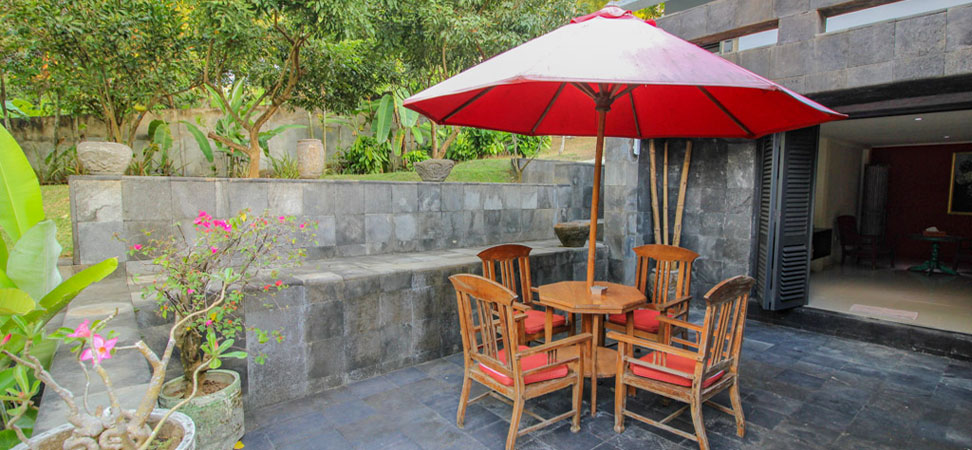 bali lovina villa lemirage villa santai for rent terrace