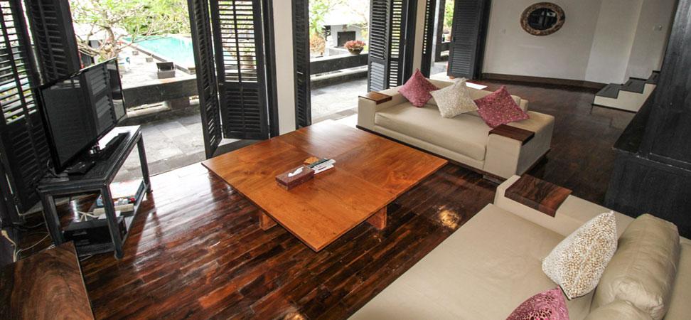 bali lovina villa lemirage villa santai for rent lounge