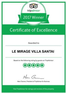 le mirage villa santai lovina bali tripadvisor-certificate