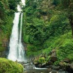 north bali activities waterfall